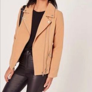 Missguided Moto Jacket from ASOS